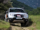 Dacia Duster off road tuning Mudster test 1