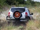 Dacia Duster off road tuning Mudster test 5