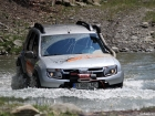 Dacia Duster off road tuning Mudster water test 2