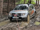 Dacia Duster off road tuning Mudster winching