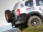 Dacia Duster tyre carrier
