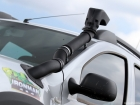 Dacia Mudster snorkel Duster