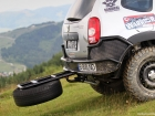 Tyre carrier Dacia Mudster