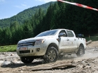 New Ford Ranger 2.2 track