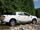 New Ford Ranger 2.2 offroading