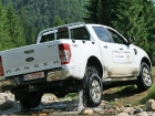 New Ford Ranger 2.2 rear axle flex