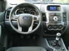 New Ford Ranger 2.2 dashboard