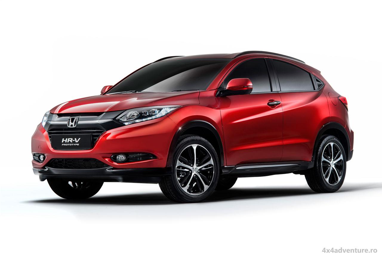 Honda anunță un nou SUV pentru Europa