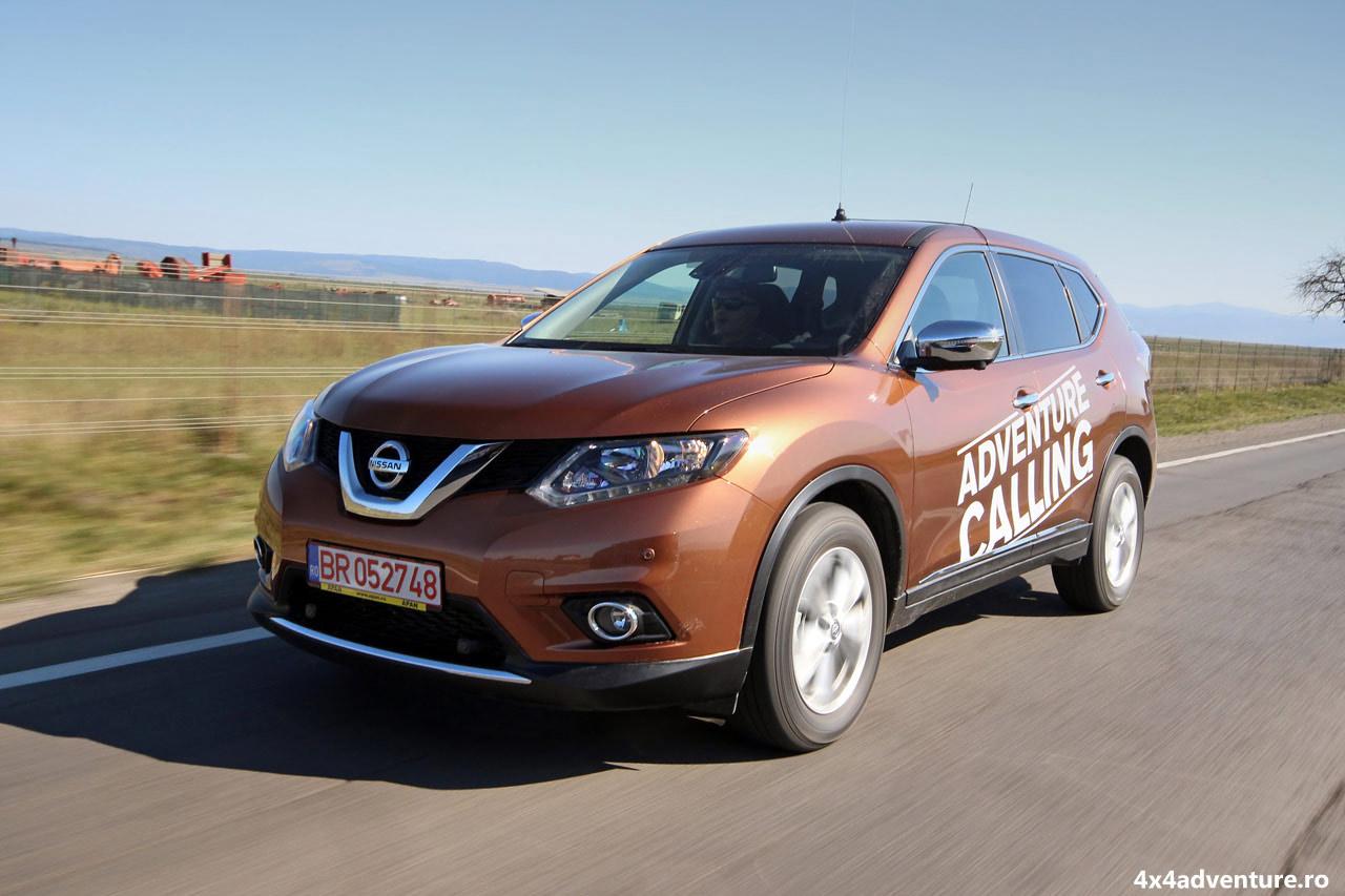 Noul Nissan X-Trail a sosit în România