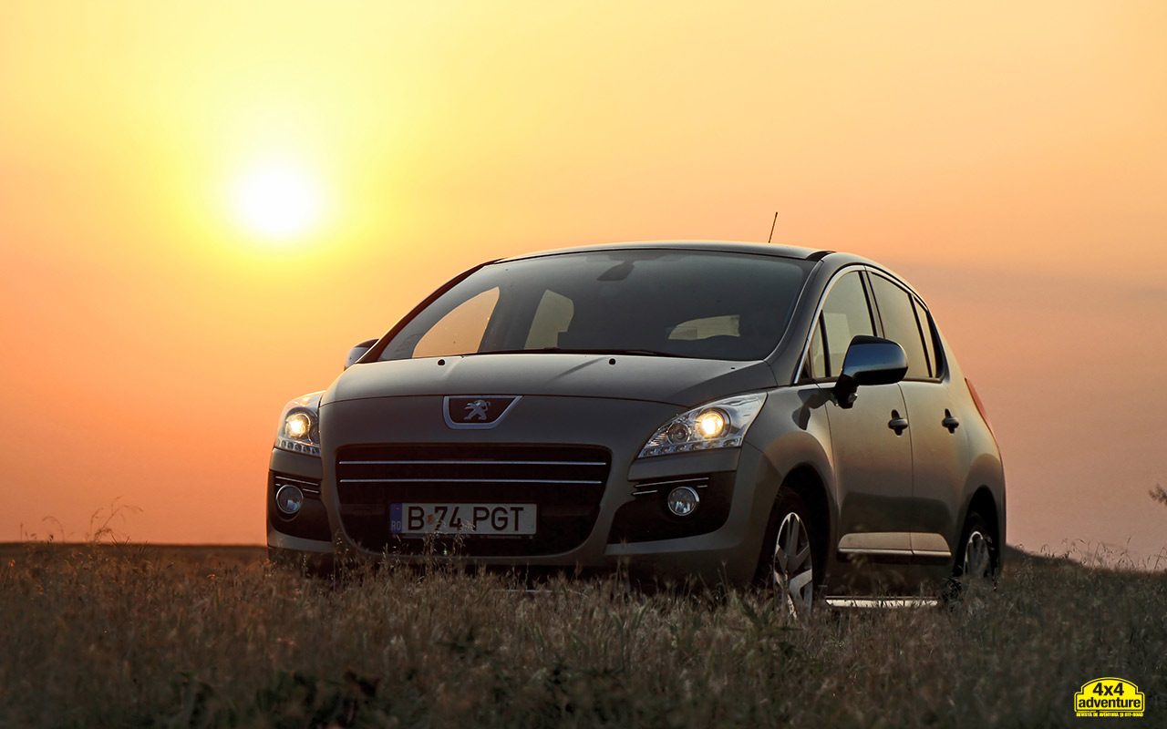 Peugeot 3008 Hybrid4 este aici. Test cu primul hibrid diesel din lume