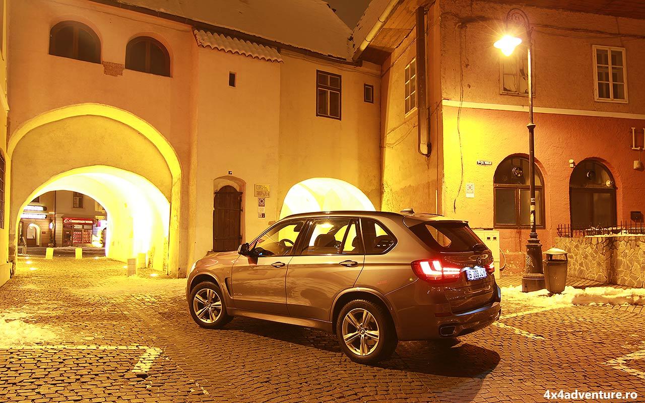 Versiunea câștigătoare. Test BMW X5 40d xDrive
