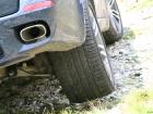 BMW X5 40d diesel rear axle flex