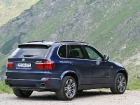 BMW X5 40d spate Transfagarasan