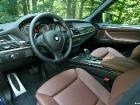 BMW X5 M 40d front seats