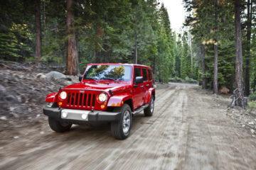 Jeep Wrangler motor 2.0