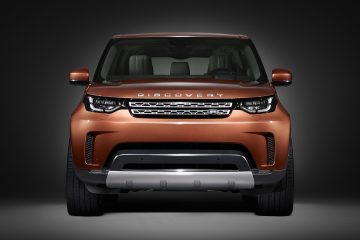 land rover discovery fotografie