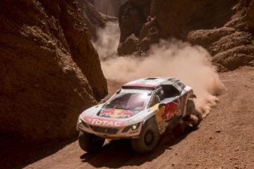 Cyril Despres/David Castera - Peugeot 3008 DKR