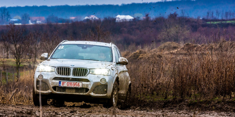 Exclusive BMW xDrive Experience