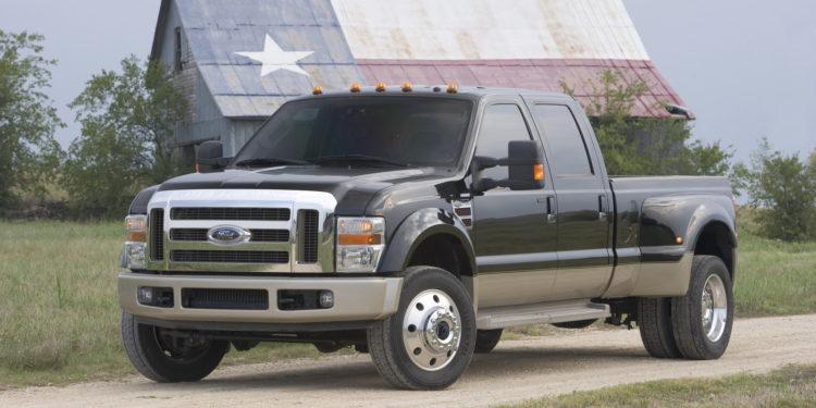 100 de ani de pick-up-uri Ford