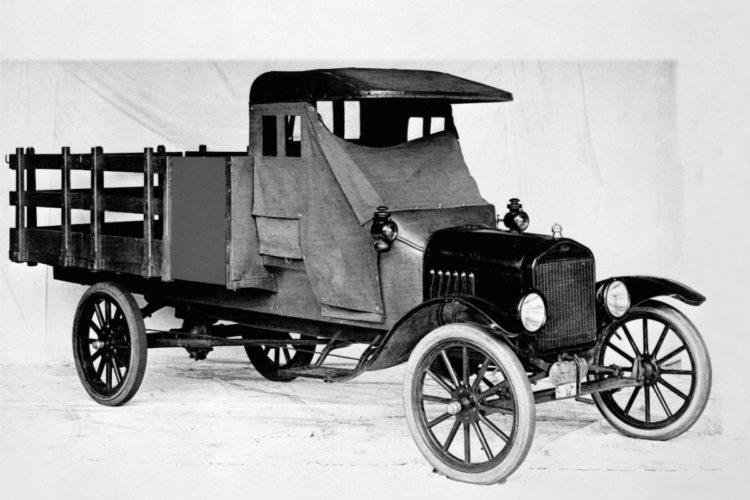 Ford Model TT 1917