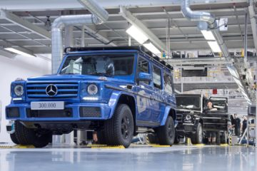 Mercedes-Benz G-Class 300.000