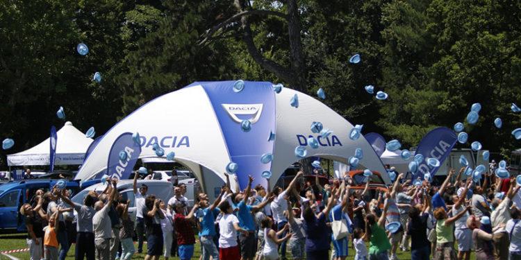 Picnic Dacia Mogosoaia