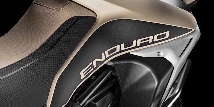 2018 Ducati Multistrada 1200 Enduro Pro