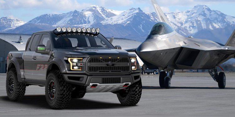 Ford F-150 F22