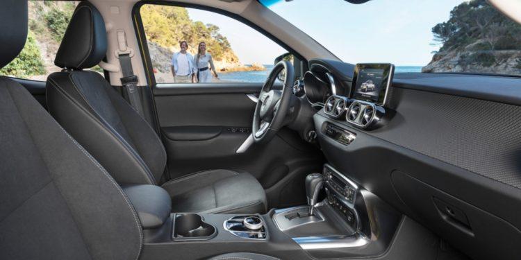2018 Mercedes-Benz X-Class
