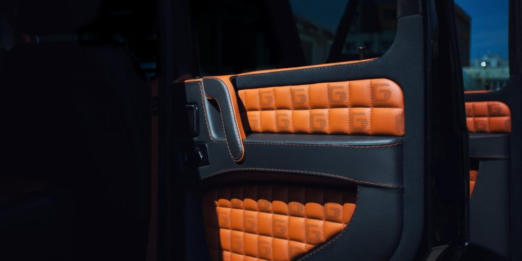 Mercedes-Benz G55 AMG by Vilner