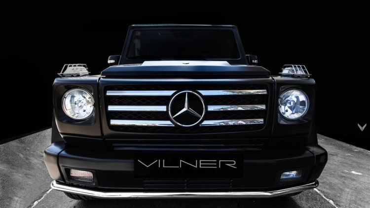Mercedes-Benz G55 AMG by Vilner