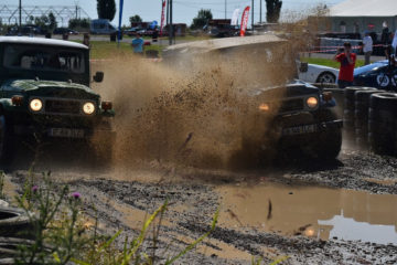 retromobil fest 2017 off road