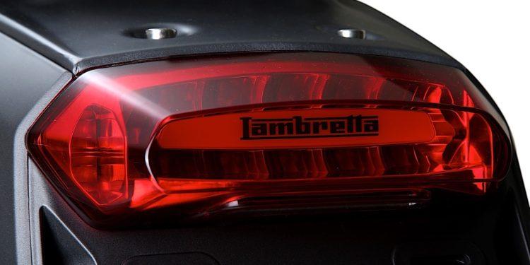2018 Lambretta V-Special
