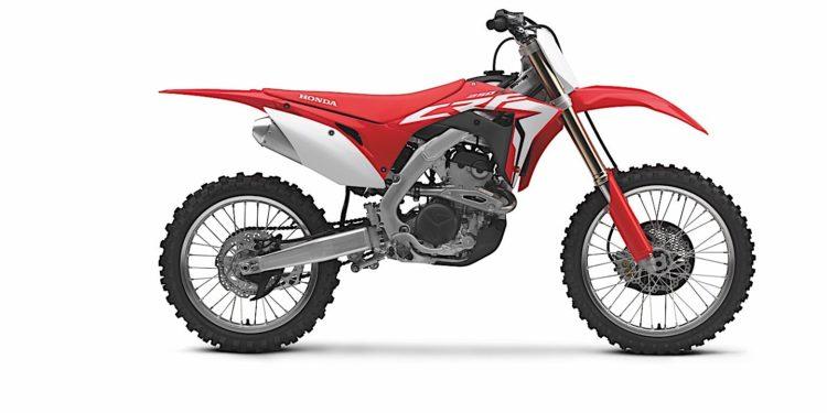 2018 Honda CRF250R