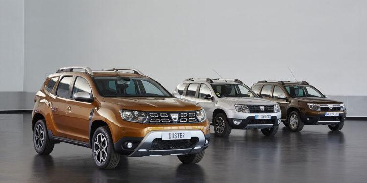 Dacia Duster 2018 vs predecesorii