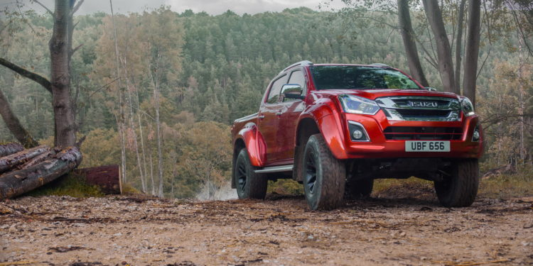 2017 Isuzu D-Max Arctic Trucks AT35