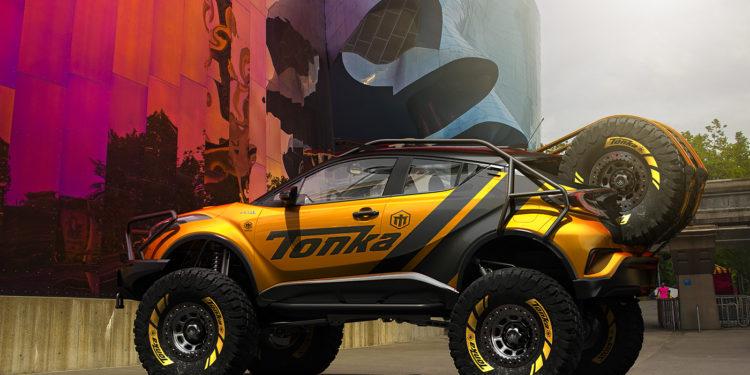 2017 Toyota C-HR Tonka by Mo Aoun