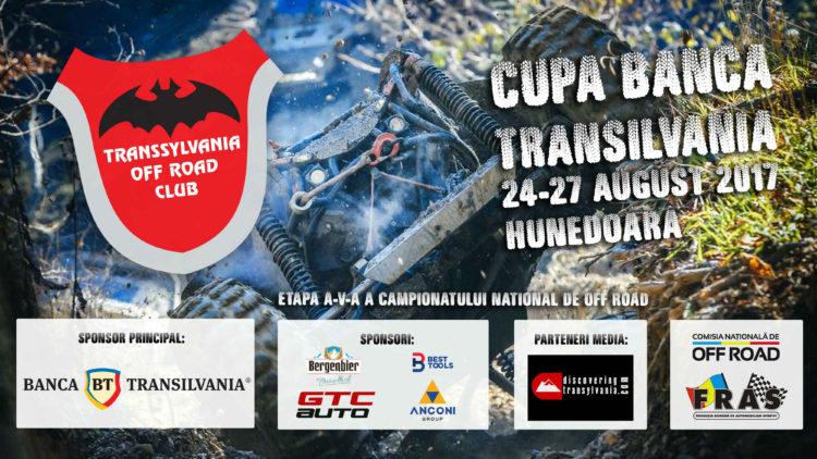 cupa banca transilvania 2017 - etapa 5 campionatul national de offroad