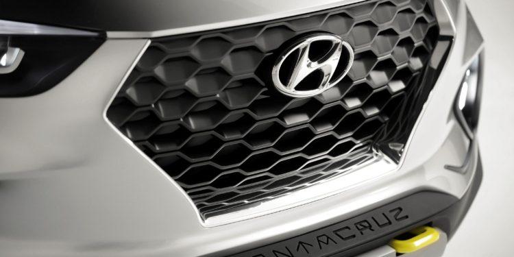 Hyundai Santa Cruz pickup concept