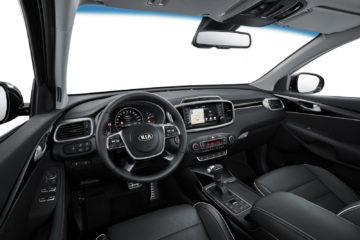 Kia Sorento facelift generatie 2018