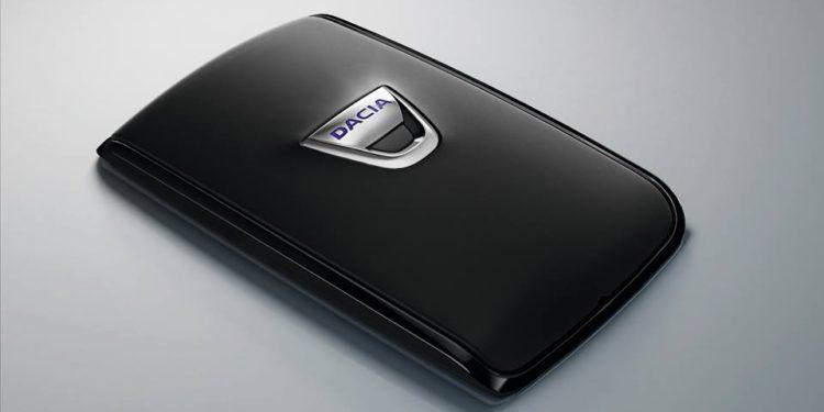 cheie Dacia Duster 2018
