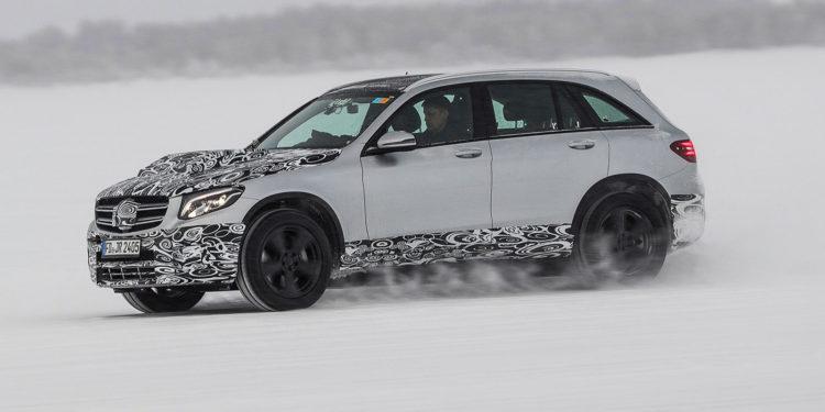 Mercedes-Benz GLC F-Cell