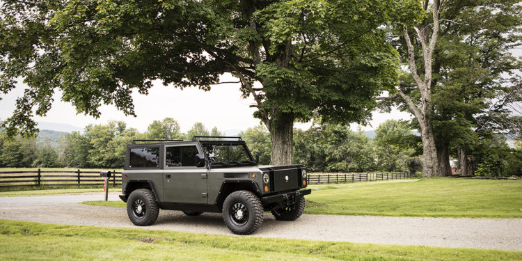 Bollinger B1 - un off-roader electric