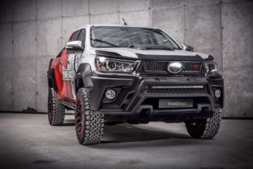 Toyota Hilux Custom by Carlex/Pickupdesign.com