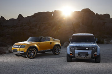 Land Rover Concepte