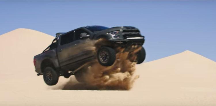 Shelby Raptor Baja Edition