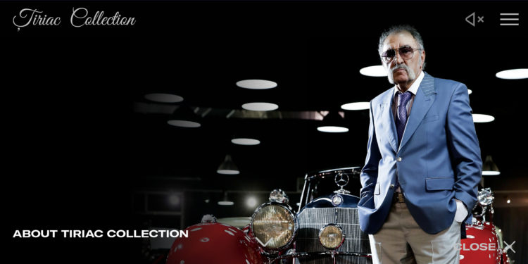 Tiriac Collection Mobile App