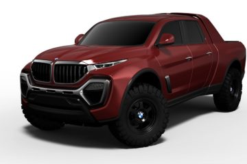 BMW Pickup Concept