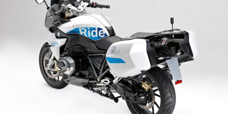 BMW R1200 RS ConnectedRide Concept