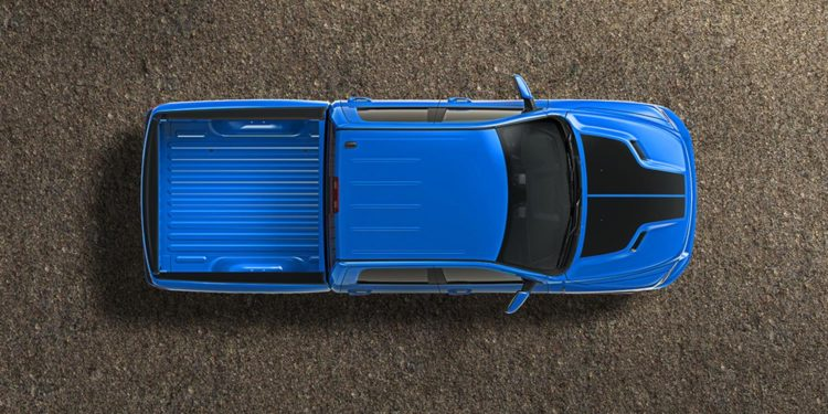 Ram 1500 Hydro Blue Sport